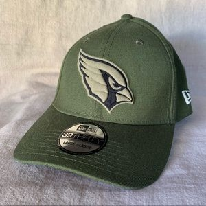 Arizona Cardinals NFL Salute To Service Fitted Hat